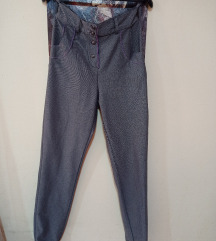 Baggy - papre bag nove unikat pantalone