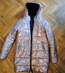 Liu Jo zimska jakna sa dva lica, M