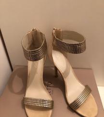 ALDO sandale na stiklu
