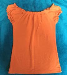 Narandzasta decija majica