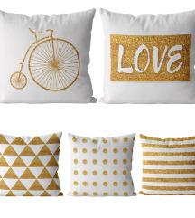 Novi dekorativni jastuci