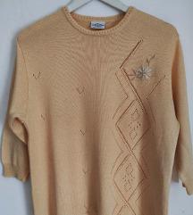 Vintage FREYA bluza sa 3/4 rukavima vel. M/L