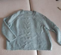 Crop Clockhouse džemper vel L/XL