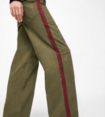 Zara siroke pantalone