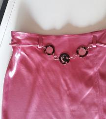 Nova mini suknja od satena