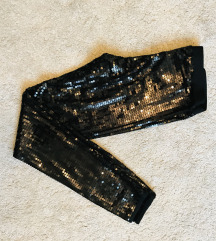 Nove sljokice pantalone helanke OVS