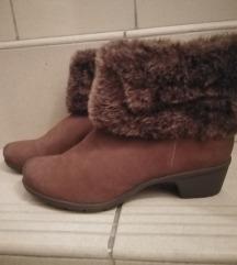 Nove braon kozne cizme