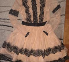 Prelepa bogata haljina*original