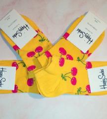 Čarape NOVO (trešnjice)