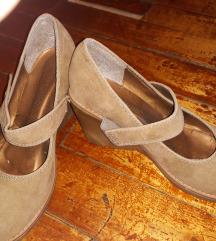 Cipele s platformom 40