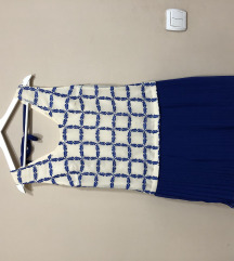 Haljina plise
