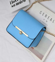 Plava torbica