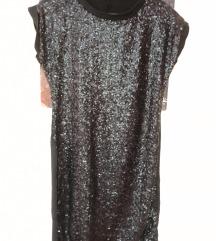 Prelepa haljina sa šljokicama - krljuštima