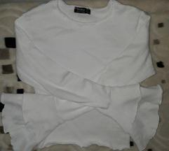 Zenska bela bluzica