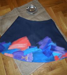 Italijanska suknja A kroja