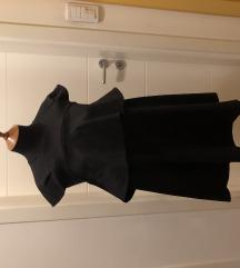 Crna elegantna haljina