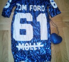 Tom Ford haljina+tašna