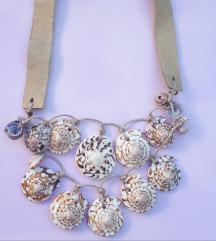 Ogrlica od školjki