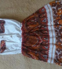 Vintage kosulja/haljina NOVA