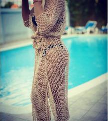 Haljina-ogrtac za plazu