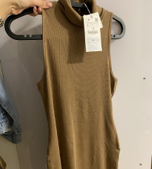 Zara haljina, NOVO, vel L1000din