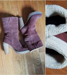 %17.000-Serafini Etoile boots, novo original