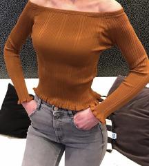 Knit bodycon bluza NOVA