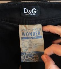 D&G pantalone 6200