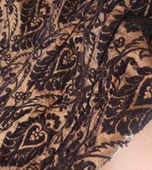 Kratka korset haljinica