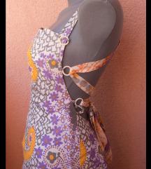 VINTAGE izazovna haljina za leto, 70s
