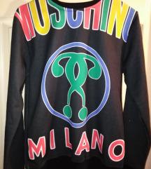 MOSCHINO  Duks Top Model ( M ) Full SNIZENJE!
