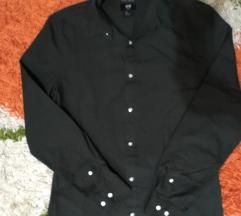 Tamno zelena H&M košulja