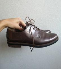 Ravne oksfordice, cipelice Marco Tozzi