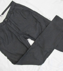 MG fashion crne muške pantalone vel. 30
