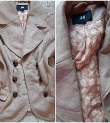 H&M sako blejzer jakna kaputic
