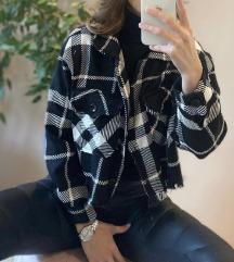 Karirana jaknica kosulja