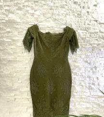 Elegantna haljina jednom nošena