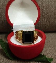 muski prsten pozlata