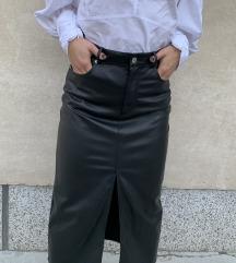 Zara suknja  L NOVO