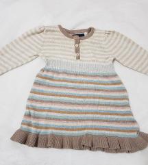 Gap original haljina za bebe 3 do 6 meseci