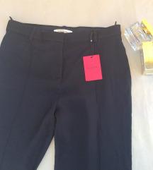 VALENTINO svila pantalone