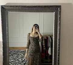 Nova Zara cvetna haljina