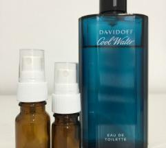 Davidoff Cool Water DEKANTI 5/10/20/30ml