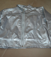 Srebrna jakna vel. 110
