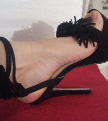 Sandale sa visokom štiklom NOVO