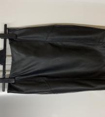 Orsay suknja od veštačke kože