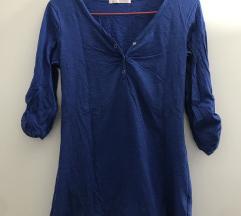Tamno plava bluza