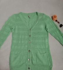 Zeleni džemperčić