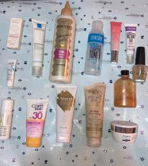 Set kozmetike POVOLJNO-15 proizvoda