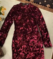 Svecana haljina M NOVO.
